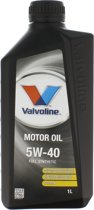 Valvoline Motorolie 5W40 Full Synthetic - Motorolie - 1L