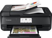 Canon PIXMA TS9550 - A3 All-in-One printer / Zwart