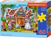Hansel and Gretel - 60 stukjes