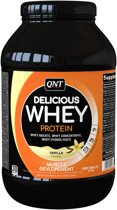 QNT Delicious Whey Protein vanille 908gr