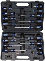 KS Tools schroevendraaier en bit set (39 stuks)