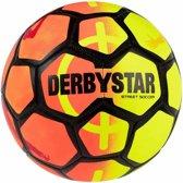 Derbystar VoetbalKinderen en volwassenen - oranje/geel/zwart