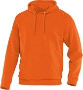 Jako Team Sweater met Kap - Sweaters  - oranje - 5XL