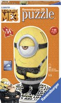 Ravensburger Despicable Me 3 Prisoner Minion - 3D puzzel - 54 stukjes