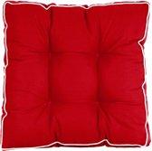 Hartman Casual Red Loungekussen 60 x 60 cm