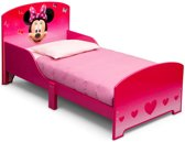 Minnie Mouse Junior Bed Hearts