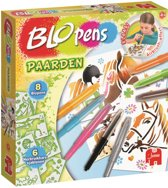 Blopens Activity Set Paarden Knutselpakket met Blaasstiften