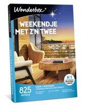 Wonderbox Cadeaubon - Weekendje met z'n twee