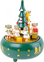 "Small foot 1759,Musical Clock ""Christmas Tree"""