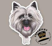 Magneet Hond Cairn Terrier