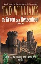 De Laatste Koning van Osten Ard 2 - De kroon van heksenhout Boek II