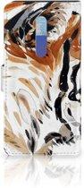 Hoesje Xiaomi Redmi K20 Pro Watercolor Tiger