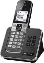 Panasonic KX-TGD320 - Single DECT telefoon - Zwart