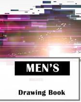 Men's Drawing Book