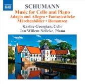 Schumann: Music For Cello