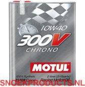 Motul 300V Chrono 10W40 - 2 Liter