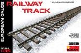 Miniart - Railway Track European Gauge (Min35561)