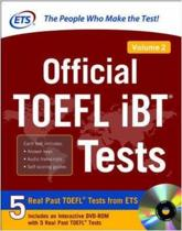 Official TOEFL iBT (R) Tests Volume 2