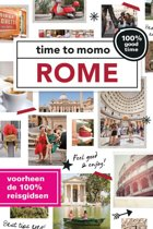 Omslag van 'time to momo - Rome'
