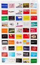 Lumaland - Fotolijst voor collages - voor 50 foto's - liggend formaat foto's 10 x 15 cm