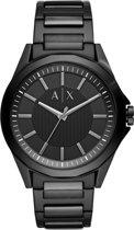 Armani Exchange Drexler horloge  - Zwart