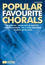 Novello Choral Pops: Popular Favourite Chorals