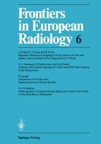 Frontiers in European Radiology