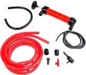 Overhevelings- en lucht / vacuum pomp pompset voor vloeistof brandstof