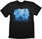 Dragon Age: Inquisition T-Shirt Dragon Mist (Maat M)