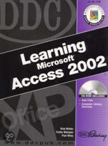 Learning Microsoft Access 2002