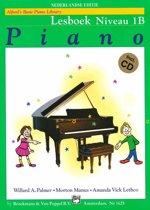 Alfred's Basic Piano Library Lesboek Niveau 1B (Nederlandse Editie) (Boek met Cd!)