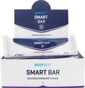 Body & Fit Smart Bars - Eiwitreep - 1 doos (12 eiwitrepen) - Delicious Chocolate