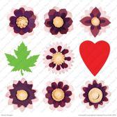 Cricut Cartridge Project Flower Shoppe