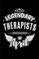 Legendary Therapists Are Born in April
