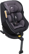 Joie – Roterende autostoel Spin 360 – Isofix – Two Tone Black