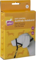 Adori Easy Control Antitrekhalsband Zwart 32 cm