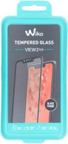 Wiko View2 Plus Tempered Glass Screenprotector Printed