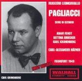 Leoncavallo: Pagliacci (Frankfurt, 1949)