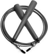 #DoYourFitness - Speed Rope - »Speedy« - Springtouw met stalen kabel - 300 cm - zwart