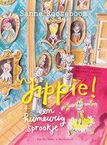 Boekomslag van 'Prinses Super 1 - Jippie! een humeurig sprookje'