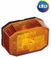 Aspock Flexipoint LED oranje met 50cm kabel