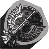 Harrows Darts Flight 2013 Quadro Dart Eagle
