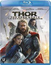 DVD cover van Thor: The Dark World (Blu-ray)