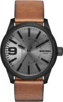 Diesel Rasp horloge  - Bruin