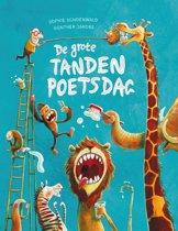 Kinderboeken De Fontein Prentenboek - De grote tandenpoetsdag. 3+