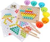 Houten kralenbord | Houten speelgoed | Montessori | Brain training | Kidzstore.eu