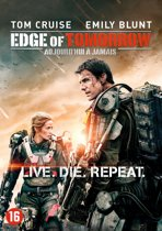 DVD cover van Edge of Tomorrow