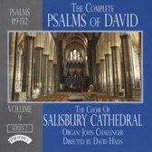 The Complete Psalms of David, Series 2, Vol. 9: Psalms 119-132