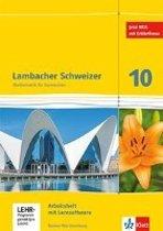 Lambacher Schweizer. 10. Schuljahr. Arbeitsheft mit Lösungsheft und Lernsoftware 10. Schuljahr. Baden-Württemberg