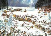 Heye puzzel Napoleon's Winter Games
